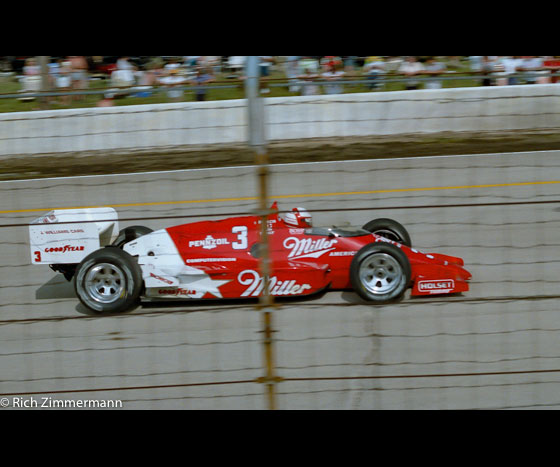 CART 1987 Milwaukee Mile 142012 10 1614 of 50