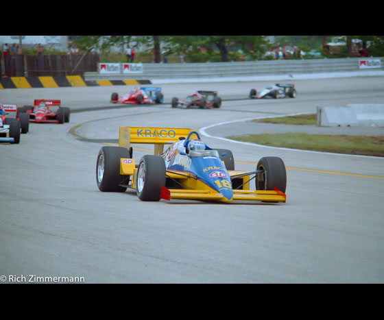 CART 1987 Milwaukee Mile 272012 10 1727 of 50