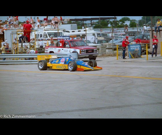 CART 1987 Milwaukee Mile 322012 10 1732 of 50