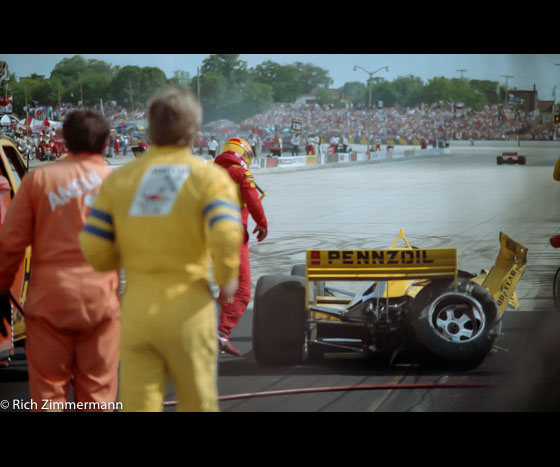 CART 1987 Milwaukee Mile 352012 10 1735 of 50