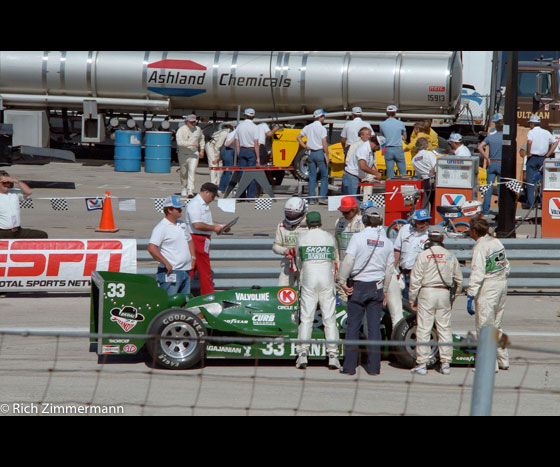 CART 1987 Milwaukee Mile 412012 11 1141 of 50