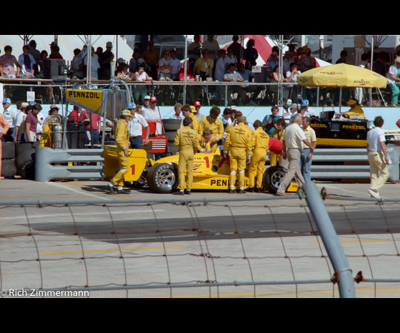 CART 1987 Milwaukee Mile 472012 11 1147 of 50