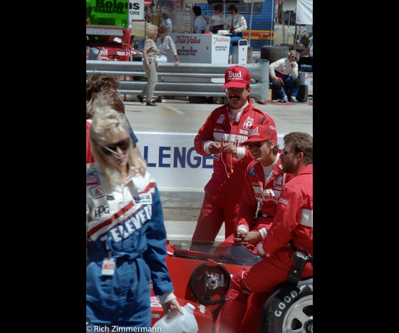 CART 1987 Milwaukee Mile 492012 11 1149 of 50