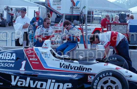 1991 Milwaukee Mile 10