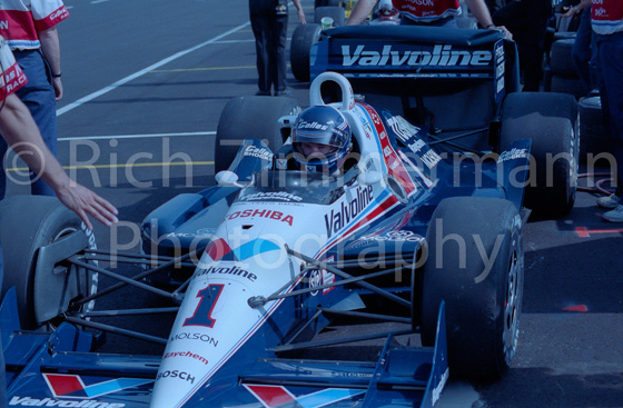 1991 Milwaukee Mile 8