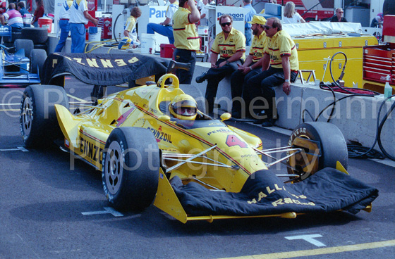 1991 Milwaukee Mile 19