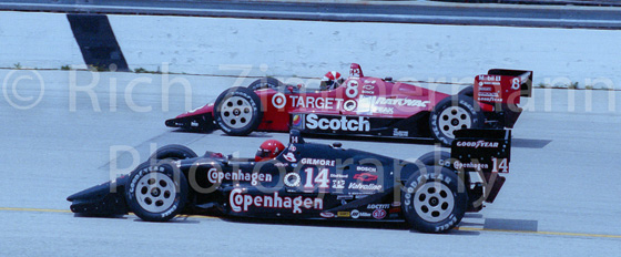 1991 Milwaukee Mile 2