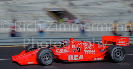 1991 Milwaukee Mile 32