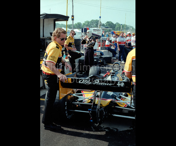 1991 Milwaukee Mile 34