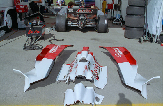 1993 CART Elkhart Lake Willy 2