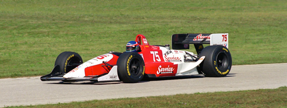 1993 CART Elkhart Lake Willy 6