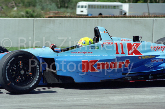 CART 2001 Elkhart Lake 25