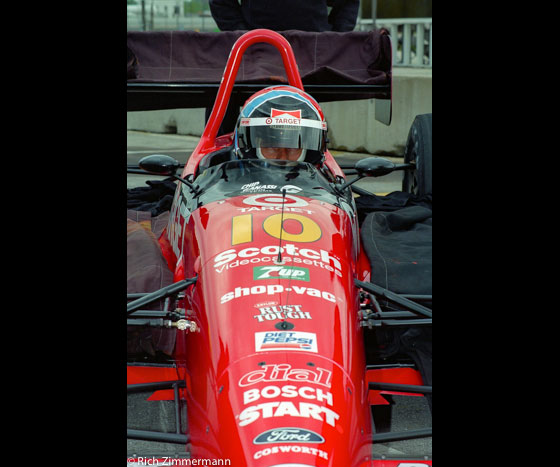 CART 1993 Milwaukee Mile test day 102016 10 2610 of 39
