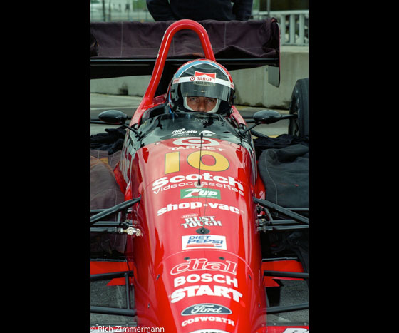 CART 1993 Milwaukee Mile test day 112016 10 2611 of 39