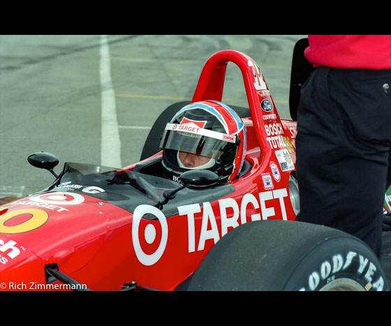 CART 1993 Milwaukee Mile test day 122016 10 2612 of 39