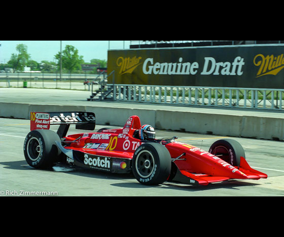 CART 1993 Milwaukee Mile test day 162016 10 2616 of 39