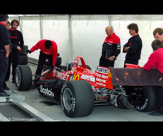 CART 1993 Milwaukee Mile test day 212016 10 2621 of 39
