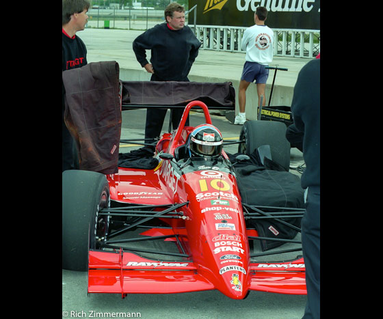 CART 1993 Milwaukee Mile test day 92016 10 269 of 39