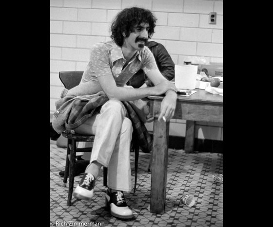 Frank Zappa 1973 Milwaukee Arena 12012 03 031 of 17