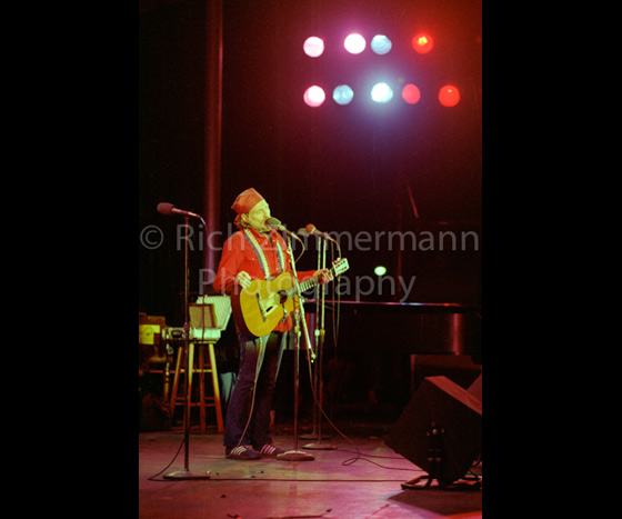 Willie Nelson 1977 Summerfest 8