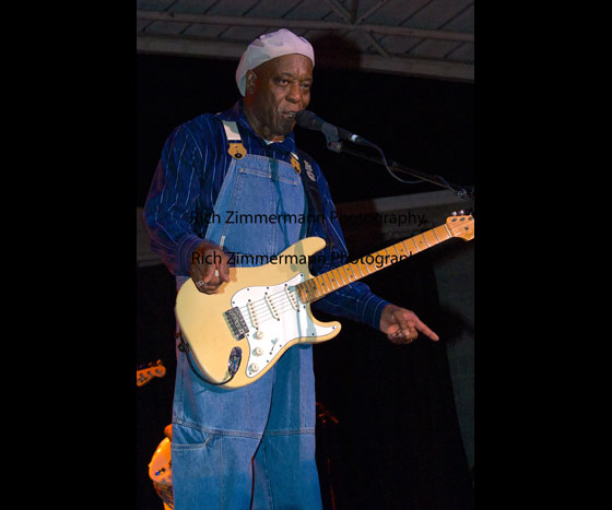 Buddy Guy 2008 10a
