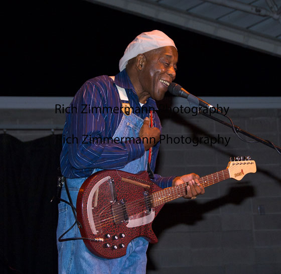 Buddy Guy 2008 1a