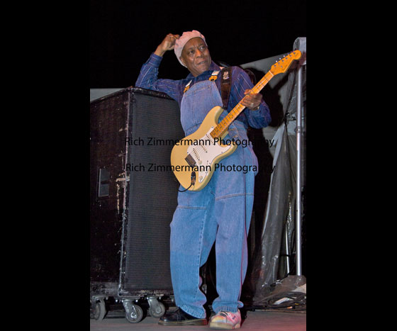 Buddy Guy 2008 4a
