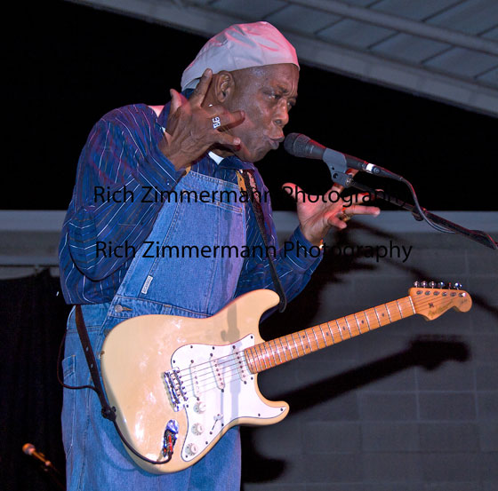 Buddy Guy 2008 7a
