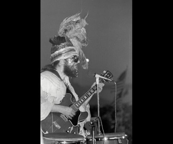 Dr. John at Summerfest 1972.