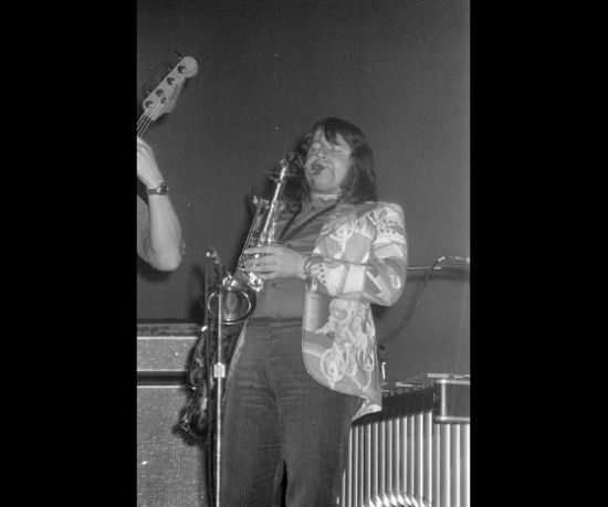 Mark Almond Band 1972