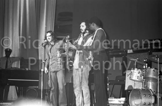 Siegal Schwall Band 1972