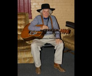 Ramblin' Jack Elliott 2014