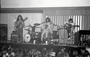 Seals and Crofts at UW Milwaukee in 1972.
