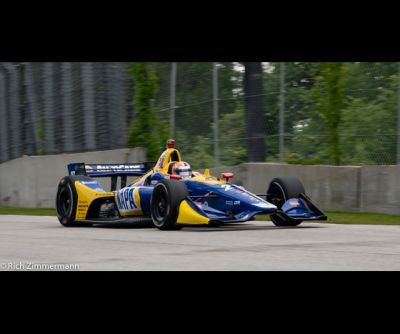 2019 Road America Indy Car
