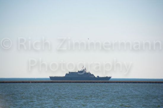 USS Milwaukee 2015